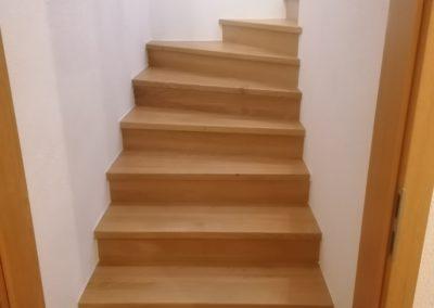 Doublage 2ème escalier Angeloz